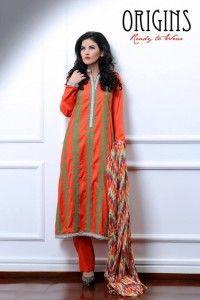 2b7e7651e3 Origins Eid-Ul-Azha Collection 2013 Volume 2 Beautiful Pakistani Dresses
