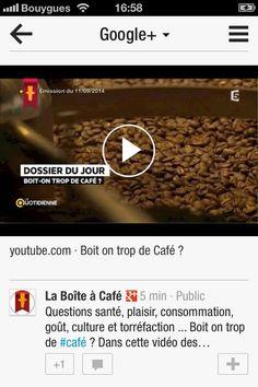 Boit on trop de café ? Video sur la chaine Youtube de La torréfaction Pkaro de Valenciennes