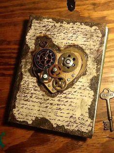 Imagen de heart, key, and photo