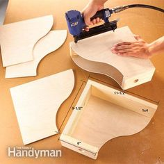 How to Make Magazine Storage Containers - Step by Step | The Family Handyman