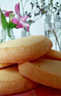 Recept Goudse Moppen van Rudolph van Veen ~ lemon cookies recipe