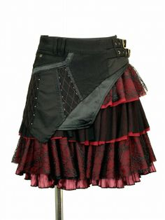 龍布帛スカート
