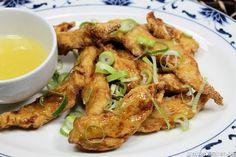 Kantonesisches Hühnchen mit ei