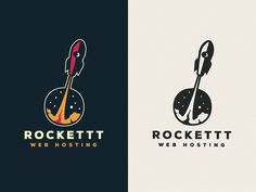Brand concept proposal for Rockettt by Emir Ayouni