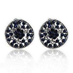 Rhinestone Stud Earrings from #YesStyle <3 Linglady YesStyle.co.uk