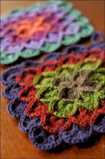 Ravelry: KnitterlyThings' Swap Potholders!