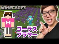 【マインクラフト】美しいコーラスフラワー畑を作るぞ!【ヒカキンのマイクラ実況 Part143】【ヒカクラ】 - YouTube