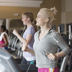 Walk, Run, and Fight Belly Fat on the Treadmill - an interval workout not too tough for me to handle