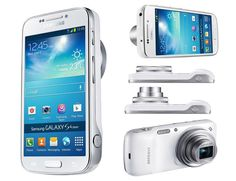 Samsung announced Galaxy S4 Zoom Smartphone with Specification // Samsung Galaxy S4 Zoom: Smartphone con digicámara de 16 megapixeles y 10x de zum.