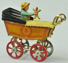 Meier tin penny toy, Germany