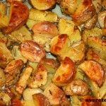 Nigella's+Italiaanse+aardappeltjes+uit+de+oven
