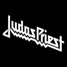 """One of my all time favorite band logos ever. Designed in 1978 by CBS Records graphic artist #Roslav Szaybo, for the cover of #Judas Priest's """"Stained Class"""". Though it's been tweaked here and there in the last 33 years, it still remains as one of the most enduring and recognizable logos to date.  Also, one of my all time favorite metal bands, period."""