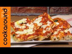 Pizza / Impasto semplice e veloce - YouTube