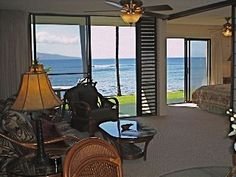 Wow! Beautiful Oceanfront Condo on the Waters Edge! Free Wi-FiVacation Rental in Maalaea from @homeaway! #vacation #rental #travel #homeaway
