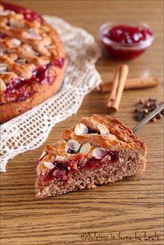 Sweet Recipes, Cake Recipes, Dessert Recipes, Malt Loaf, German Desserts, Jam Tarts, Blueberry Jam, Shortcrust Pastry, Almond Cakes