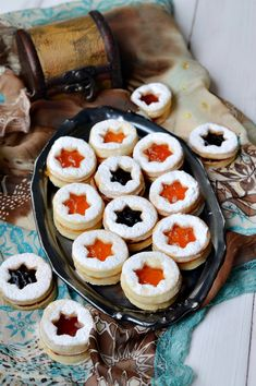 Panna Cotta, Cheesecake, Sweets, Cookies, Ethnic Recipes, Desserts, Food, Christmas, Sweet Treats