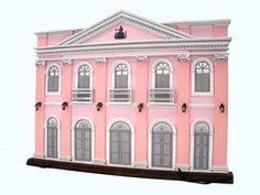 Réplica:  Teatro Santa Rosa é um teatro brasileiro situado na cidade de João Pessoa, capital do estado da Paraíba.