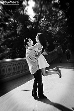 Yesmin & Joseph's May 2013 #engagement shoot in #NYC and Central Park! (photo by deanmichaelstudio.com) #photography #wedding #njwedding #engaged #deanmichaelstudio