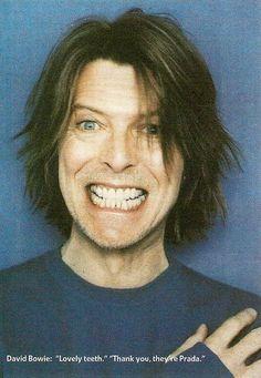 David Bowie. <3