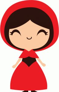 View Design #57090: cute little red riding hood