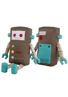 Robot softies