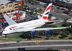 Airbus A380-841 - British Airways | Aviation Photo #2530800 | Airliners.net