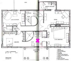 Elvis presley blueprints to graceland mansion graceland upstairs floor plans as you came up the stairs you will see two double black padded doors which lead to elvis office spar bathroom to right another malvernweather Images