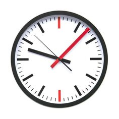 Premier Housewares Wall Clock Minute Detail - Red/Black Premier Housewares http://www.amazon.co.uk/dp/B005OHDPP6/ref=cm_sw_r_pi_dp_BLoXtb11TKM2NCW5