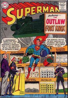 Superman_179 Aug 1965
