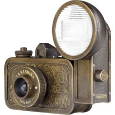 LOMOGRAPHY Camera ($306) ❤ liked on Polyvore
