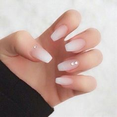 opi nail polish Ombre nails are very trendy now. You can achieve the desired effect by using nail polish of different colors. To help you look glamorous, we have found 30 pictures of beautiful nails. Gorgeous Nails, Love Nails, How To Do Nails, Pretty Nails, My Nails, Perfect Nails, Gems On Nails, Nails With Diamonds, Teen Nails