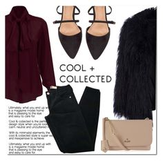Furcoat by feshene on Polyvore featuring polyvore, fashion, style, Brandy Melville, H&M, Vivienne Westwood and clothing