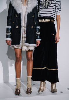Tommy Hilfiger Goes Sailing Into Fall - -Wmag