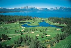 Gone to the Celebrity Golf Tournament at Lake Tahoe
