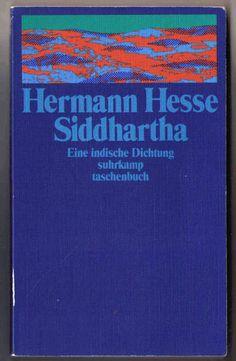 Siddhartha. Eine indische Dichtung: Amazon.de: Hermann Hesse: Bücher