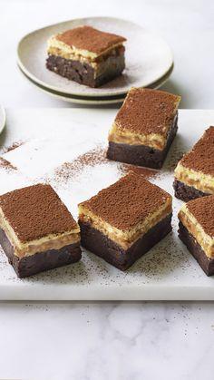 Cheesecake Toppings, Cheesecake Brownies, Best Brownies, Caramel Brownies, Brownie Bar, Brownie Recipes, Baked Goods, Love Food, Sweet Recipes