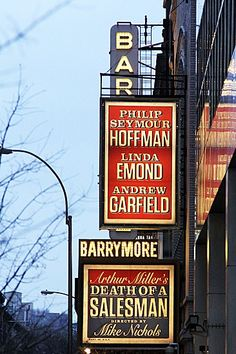 Death of a Salesman on Broadway (2012) at the Ethyl Barrymore — Photo by Bruce Glikas © Broadway.com