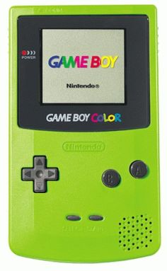 90's toy / game boy color I remember playing with tims original non color one. And was so excited when I got one of these