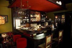 頹廢迷人的咖啡祕室 CHAMBER CAFÈ