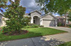 11409 Thames Fare Way Beautiful, 2013 new home in amenity filled Channing Park with NO backdoor neighbors!