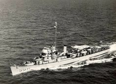 On May 13,1944 USS Francis  M. Robinson D-220 sank the Japanese submarine RO-501 which previously served in the German Navy as U-1224.