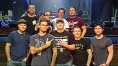 Me with NFG & Yellowcard!!