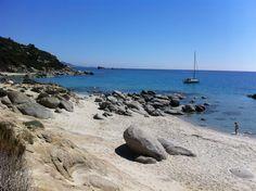 Bongani from the beach in Sardinia - www.charterhaus.co.uk