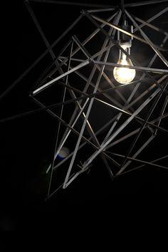 Large Poly Lamp