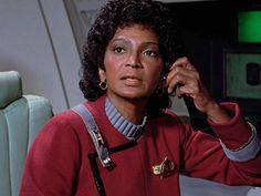 Image result for Star trek Uhura