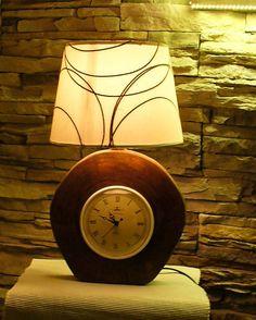 Wood / Stolov� lampa