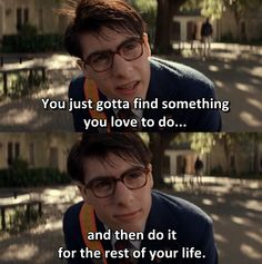 """For me, it's going to Rushmore"" - Rushmore 1998 Dir: Wes Anderson"