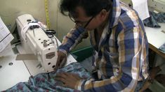 insight into our fair trade production studio and stitching unit in Jaipur, India. Fair Trade, Production Studio, Jaipur, Saree, Sari, Saris, Sari Dress, Half Saree