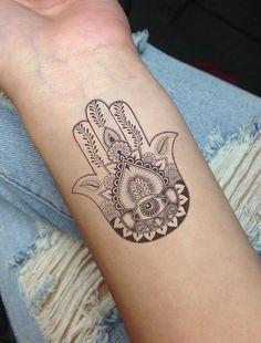 Tattoo#Ink#Hand#Cabala