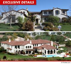 Justin Bieber has made an offer on a sprawling mansion in Calabasas, CA . Celebrity Mansions, Celebrity Houses, Justin Bieber House, Calabasas Homes, Calabasas California, Kardashian Home, High Ceiling Living Room, American Mansions, Rich Home